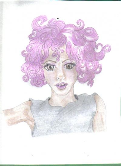 Lady Gaga por PatrickStar